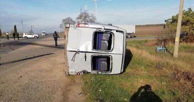 /FOTO/ Grav accident în raionul Dondușeni. Un bărbat a murit, iar o fetiță de 11 ani se zbate între viață și moarte