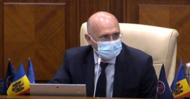 Pavel Filip: PDM s-a retras din majoritatea parlamentară