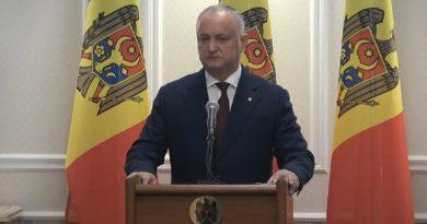 Igor Dodon a anunțat că va contesta rezultatele alegerilor