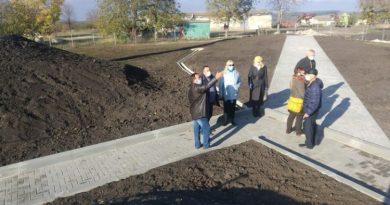 Locuitorii satului Climăuți din raionul Dondușeni beneficiază de apă potabilă calitativă