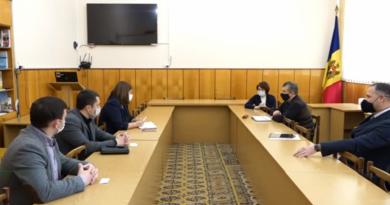 Reprezentanții Centrului de Inovații din Găgăuzia au vizitat USARB
