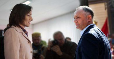 Майя Санду согласилась участвовать в дебатах с Додоном перед вторым туром выборов в Молдове 2