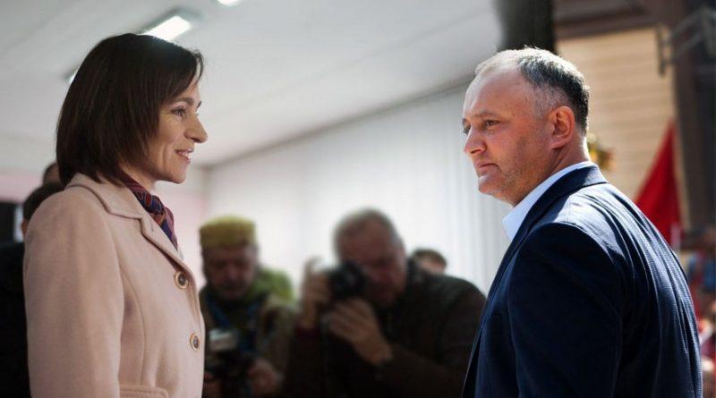 Майя Санду согласилась участвовать в дебатах с Додоном перед вторым туром выборов в Молдове 17 15.05.2021