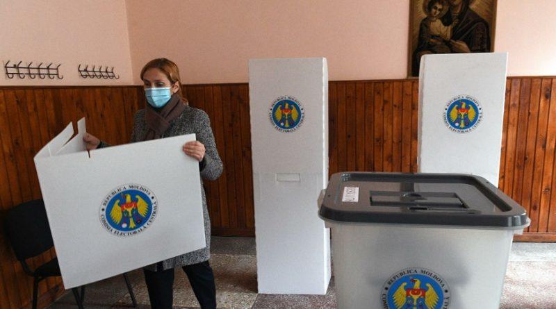 Глава Центральной избирательной комиссии Молдовы Дорин Чимил рассказал, как стартовали выборы главы республики 22 15.05.2021