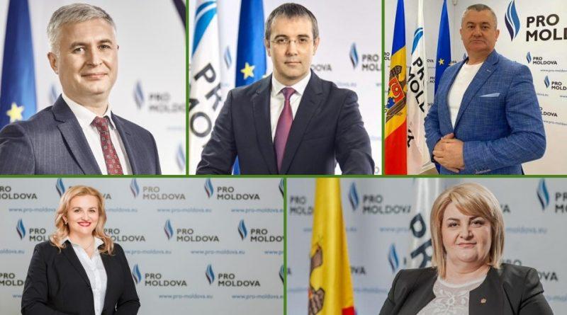 """/DOC/ Din """"Pro"""" în """"Pentru"""". Deputații care au părăsit Pro Moldova anunță crearea unei noi platforme parlamentare"""