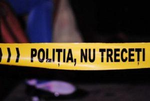 Un bărbat a fost găsit mort într-o baltă de sânge în raionul Sângerei
