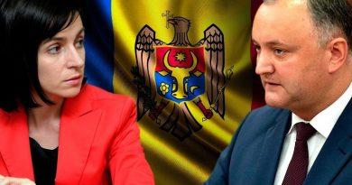 Au fost procesate 100% din procesele verbale. Maia Sandu și Igor Dodon se vor duela în turul II