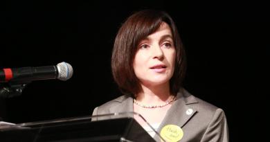 Foto Лидер ПДС Майя Санду в 2009 году входила в национальный совет молдавского Фонда Сороса 4 16.06.2021