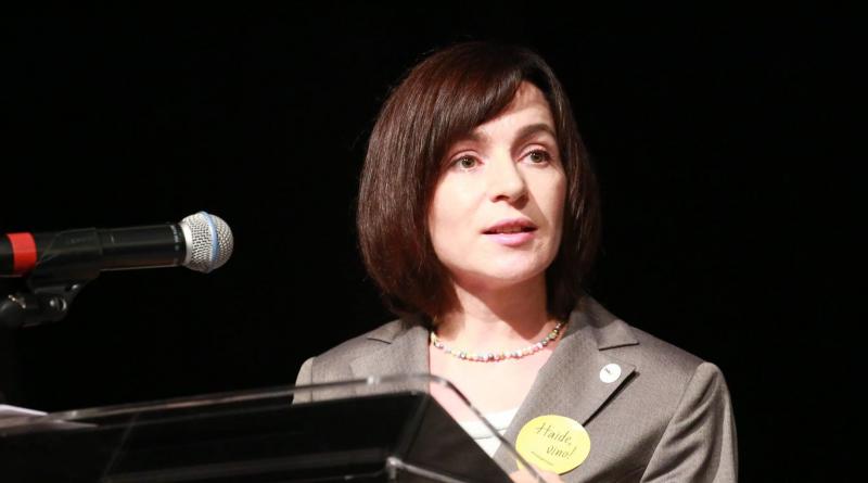 Лидер ПДС Майя Санду в 2009 году входила в национальный совет молдавского Фонда Сороса 11 15.05.2021