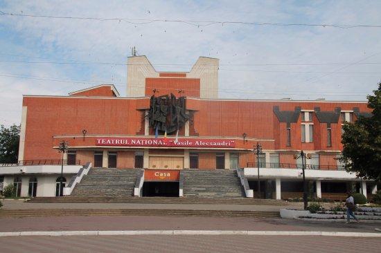 """/FOTO/ Teatrul Național """"Vasile Alecsandri"""" din Bălți are un nou director"""