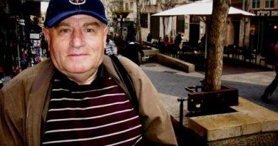 В Израиле после долгой болезни скончался уроженец Бэлць, писатель, поэт и журналист Зиси Вейцман 3 12.05.2021