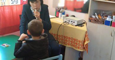 Foto O şansă în plus în procesul de reabilitare a copilului cu deficiențe de auz din nordul țării 2 01.08.2021