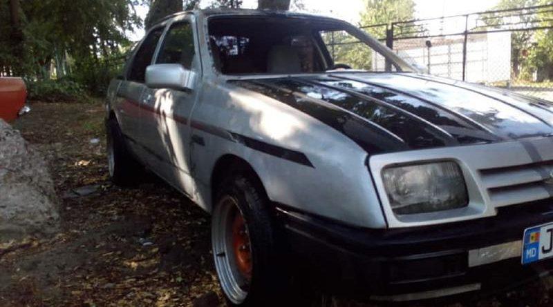 Automobil furat la Soroca. Oamenii legii caută vehiculul și făptașii