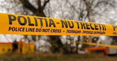 Cadavrul unui bărbat a fost găsit la marginea unei pădurice din Bălți