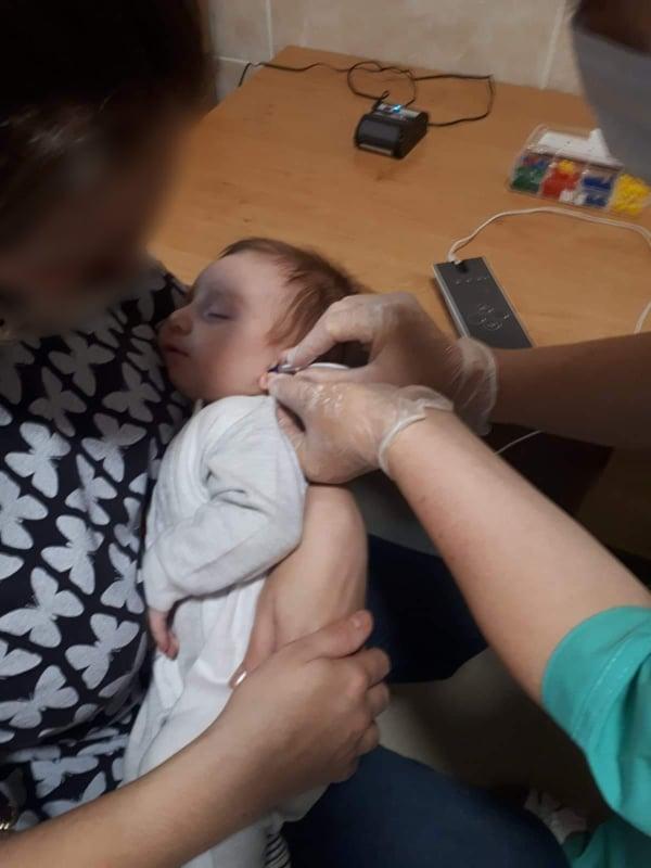 Foto Screeningul auditiv oferă o șansă la o viață normală copiilor cu deficiențe de auz 4 16.06.2021