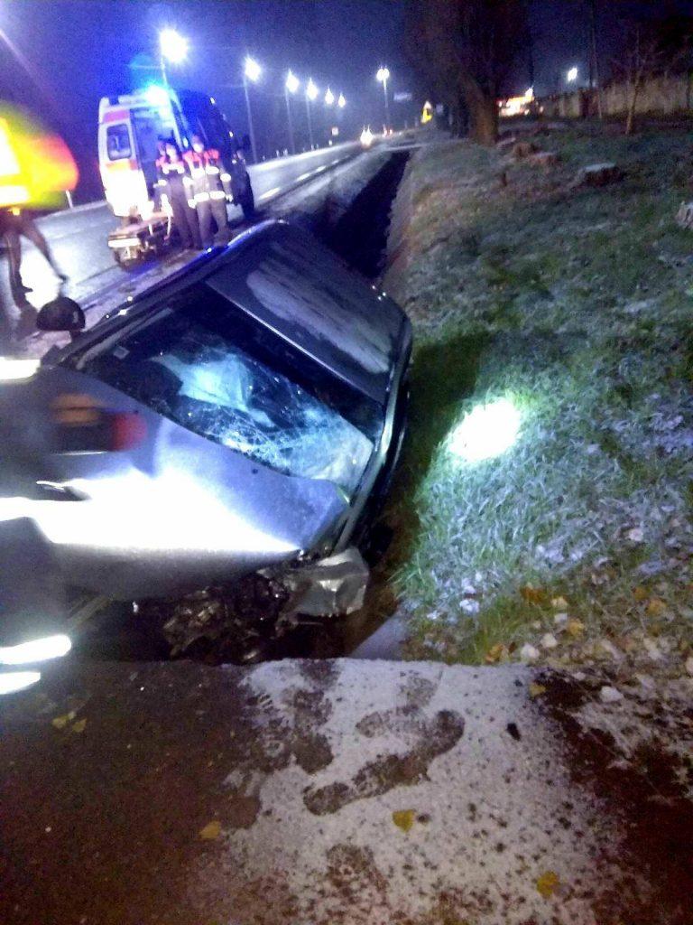 /FOTO/ Un tânăr din Soroca a murit după ce a ajuns cu mașina într-un șanț de scurgere 3 12.04.2021