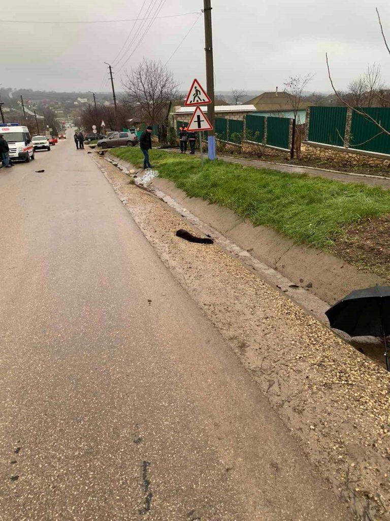 Foto /FOTO/ O femeie din raionul Sângerei a murit după ce a fost lovită de o mașină. Șoferul a fugit de la fața accidentului 2 25.07.2021