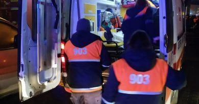 Două persoane din raionul Briceni au ajuns la spital din cauza frigului