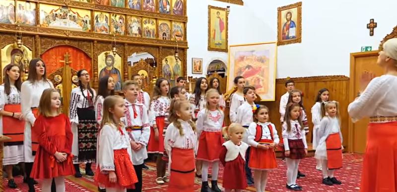"""/VIDEO/ Moldovenii din diasporă au realizat """"Colindul celor plecați prin lume"""""""