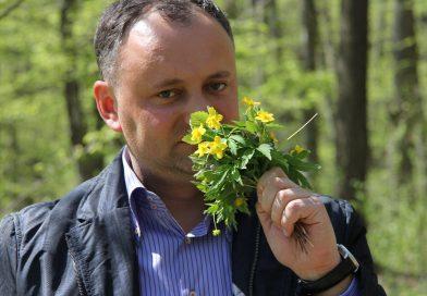 Игорь Додон покинул президентскую резиденцию в Кондрице