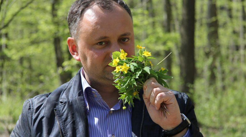 Игорь Додон покинул президентскую резиденцию в Кондрице 1 17.04.2021