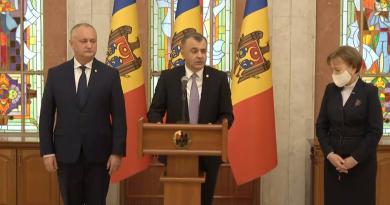 /ULTIMA ORĂ/ Guvernul Chicu și-a anunțat demisia 2 14.04.2021