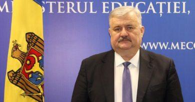 Fostul ministru al Educației, Igor Șarov, a devenit rectorul Universității de Stat din Moldova
