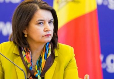 Monica Babuc a fost revocată din funcția de vicepreședinte a Parlamentului