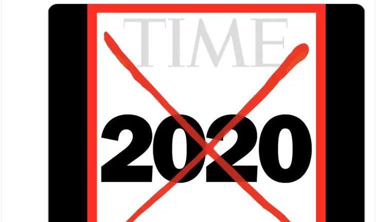 Журнал Time поставил крест на 2020-м, объявив его худшим в истории 1 13.04.2021