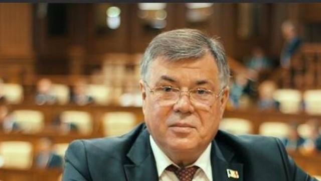 Deputatul Iurie Reniță a ajuns la spital după ce s-a infectat cu noul tip de coronavirus