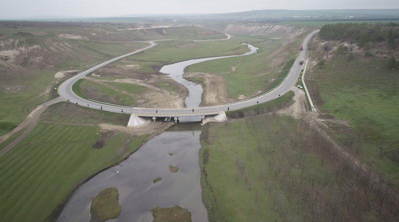 În raionul Florești a fost construit un pod de aproximativ 13 milioane de lei