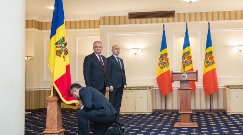 """Павел Филип: """"Ходят слухи, что премьер-министр Ион Кику подаст в отставку 24 декабря"""" 1 14.04.2021"""