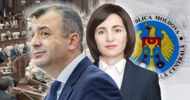 Foto Молдова на пороге досрочных парламентских выборов: Правительство во главе Иона Кику подало в отставку 2 23.06.2021