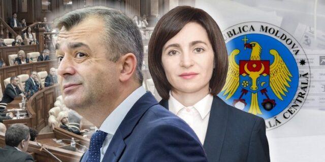 Foto Молдова на пороге досрочных парламентских выборов: Правительство во главе Иона Кику подало в отставку 1 14.06.2021