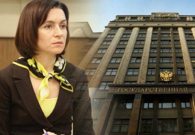 В российской Госдуме жестко высказались в адрес Майи Санду: «Если Приднестровье не её страна, то сиди и не кукарекай»
