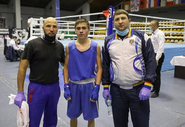 Молдова завоевала золотую и четыре бронзовые медали на Чемпионате Европы по боксу среди юношей и девушек в Софии 2 13.04.2021