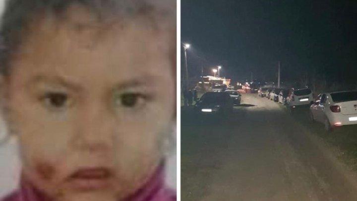 O fetiță de trei anișori din raionul Ocnița a dispărut fără urmă. Oamenii legii și părinții o caut mai bine de zece ore