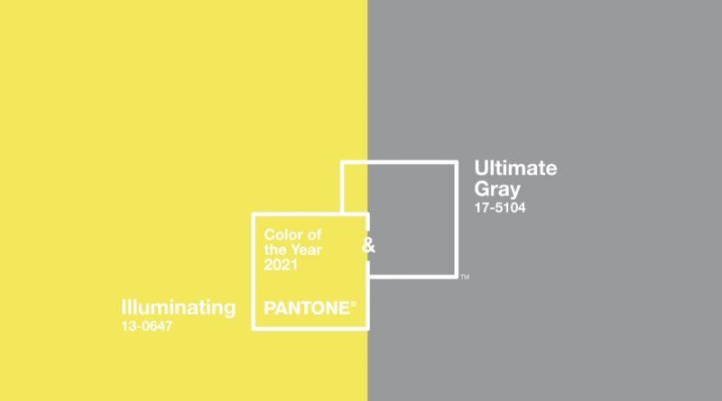 Institutul Pantome a selectat culorile anului 2021
