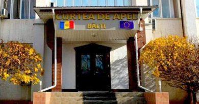 Alerta cu explozibil de la Curtea de Apel Bălți s-a dovedit a fi falsă
