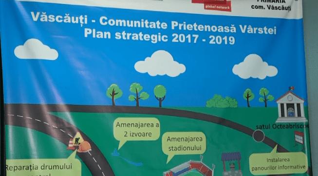 """/VIDEO/ Conceptul de """"Comunitate prietenoasă vârstei"""" implimentat cu succes în Republica Moldova"""