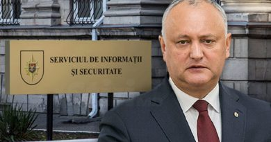 Igor Dodon a promulgat Legea prin care SIS a trecut în subordinea Parlamentului, chiar dacă Curtea Constituțională a suspendat-o