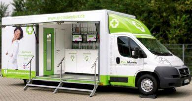 Farmaciile mobile vor circula prin satele din țară