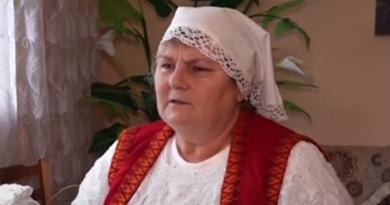 /VIDEO/ Eugenia Mărgineanu – meșterul popular din satul Fundurii Vechi, raionul Glodeni
