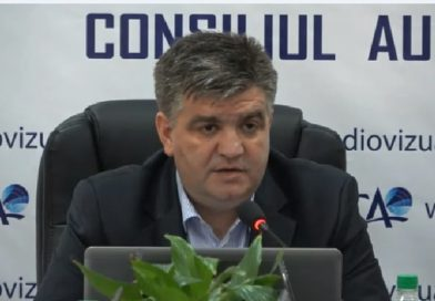 Președintele Consiliului Audiovizualului, Dragoș Vicol, și-a dat demisia
