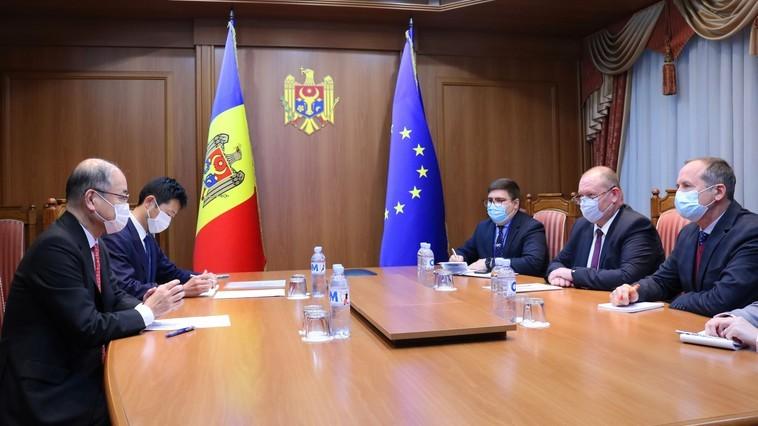 Republica Moldova și Japonia vor semna un nou acord de grant care va sprijini sistemul de sănătate