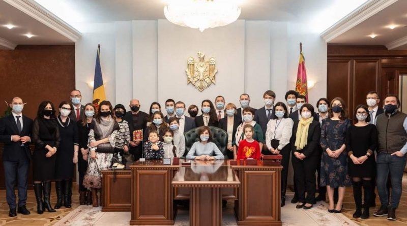 Preşedintele Maia Sandu şi-a numit consilierii. Vezi cine sunt aceștia
