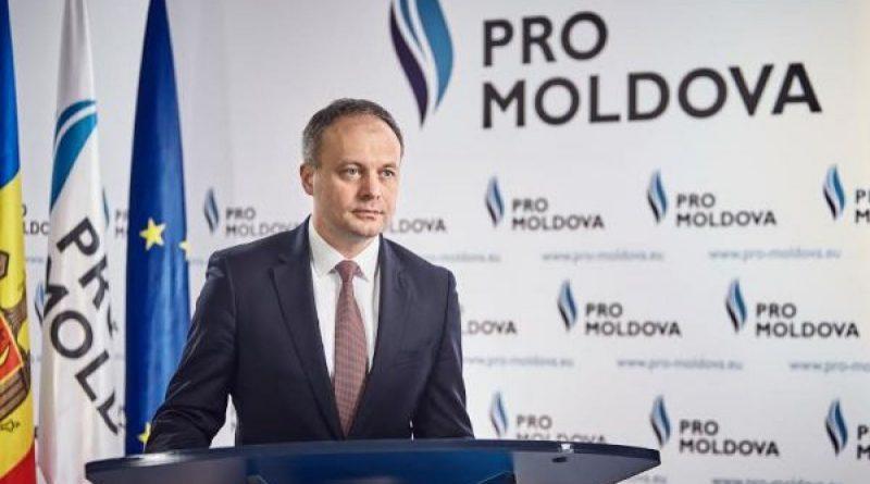 """/DOC/ Pro Moldova solicită platformei """"Pentru Moldova"""" să nu mai folosească această denumire"""