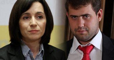 """Ilan Șor către Maia Sandu: """"Nu-ți fie teamă, prostuțo, Filat nu e Taras Bulba"""""""