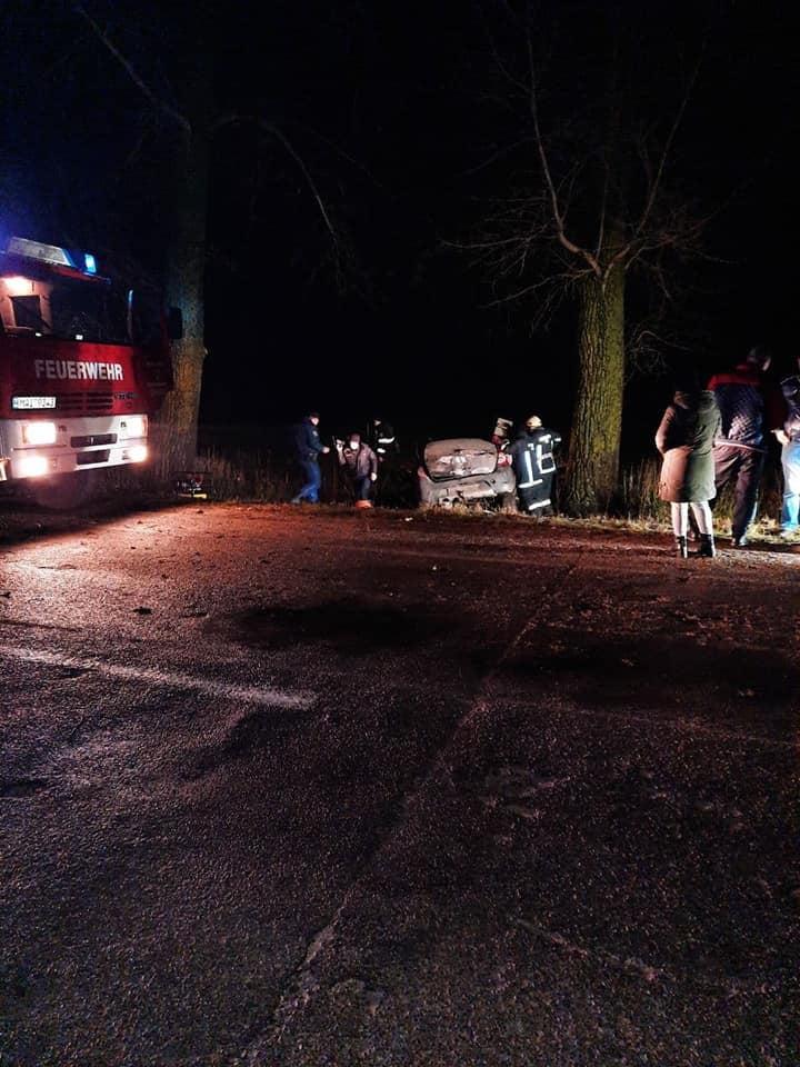 Foto /FOTO/ Accident violent în raionul Drochia. Două persoane au murit, iar altele două au ajuns la spital 2 25.07.2021