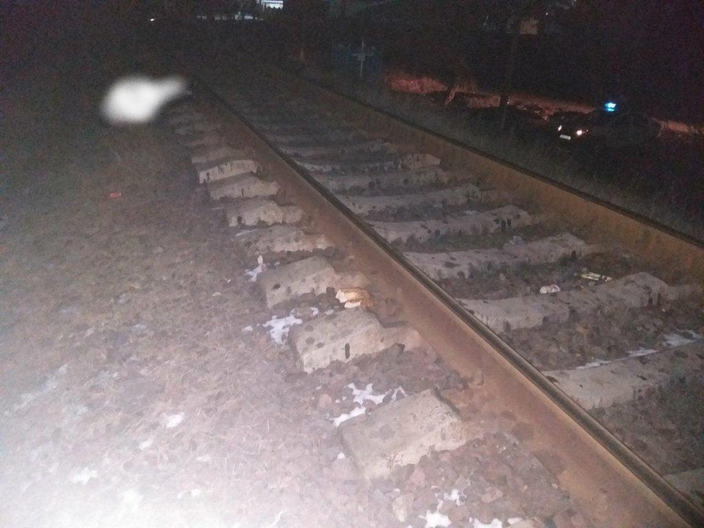 /FOTO/ Un bărbat a fost spulberat de un tren în raionul Sângerei 1 17.05.2021